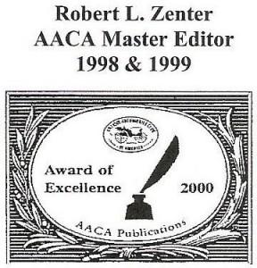 rzenter award